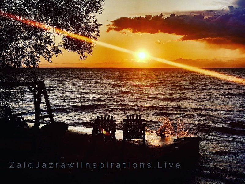 Water View Cottage on Lake Michigan (Bay-side), vacation rental in Luxemburg