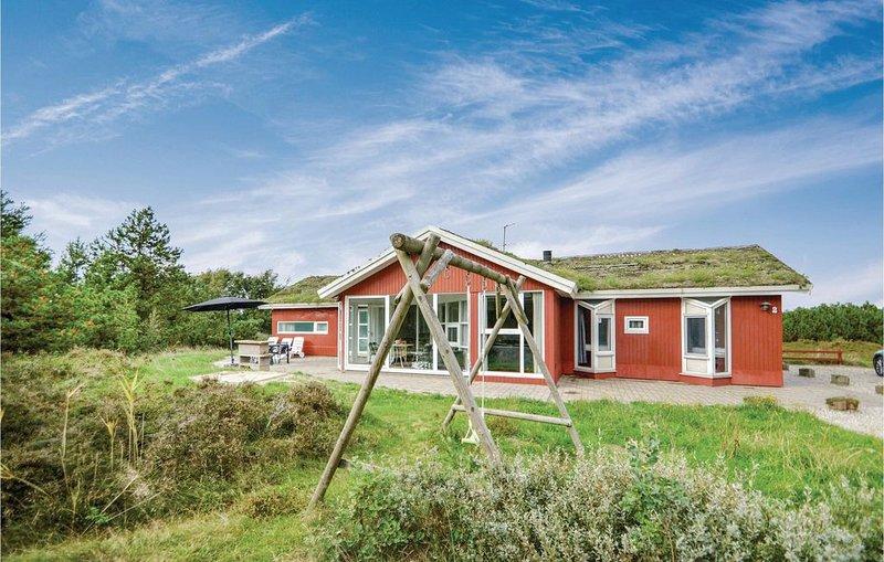 6 Zimmer Unterkunft in Rømø, holiday rental in Toender