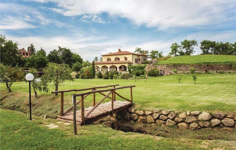 3 Zimmer Unterkunft in Castel del Piano (GR), casa vacanza a Montenero d'Orcia