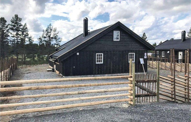 4 Zimmer Unterkunft in Tisleidalen, holiday rental in Aurdal