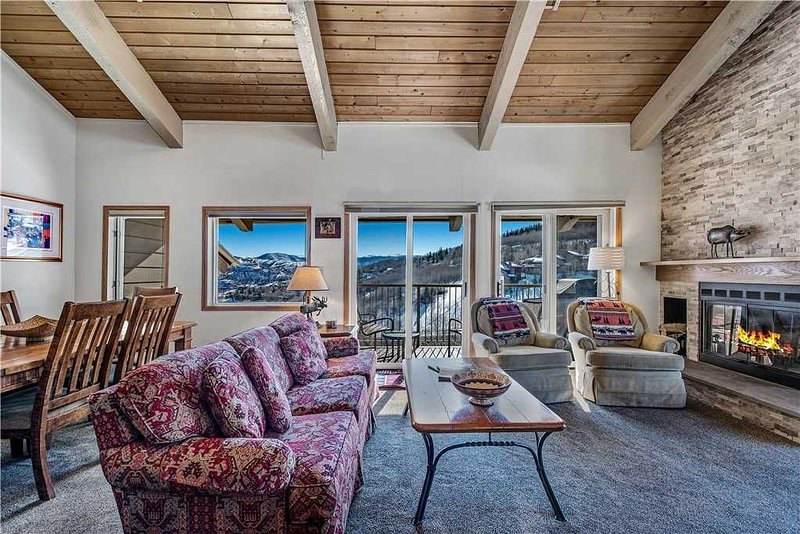 Click to Save 25% on 3 bed/3ba Snowmass Mountain Condo, vacation rental in Snowmass Village