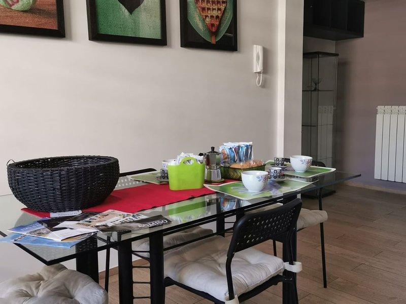 Appartamento singolo a pochi passi dal centro, holiday rental in Comiso
