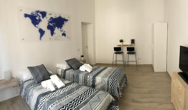 Suite ConTé  Casa vacanza, location de vacances à Casoria
