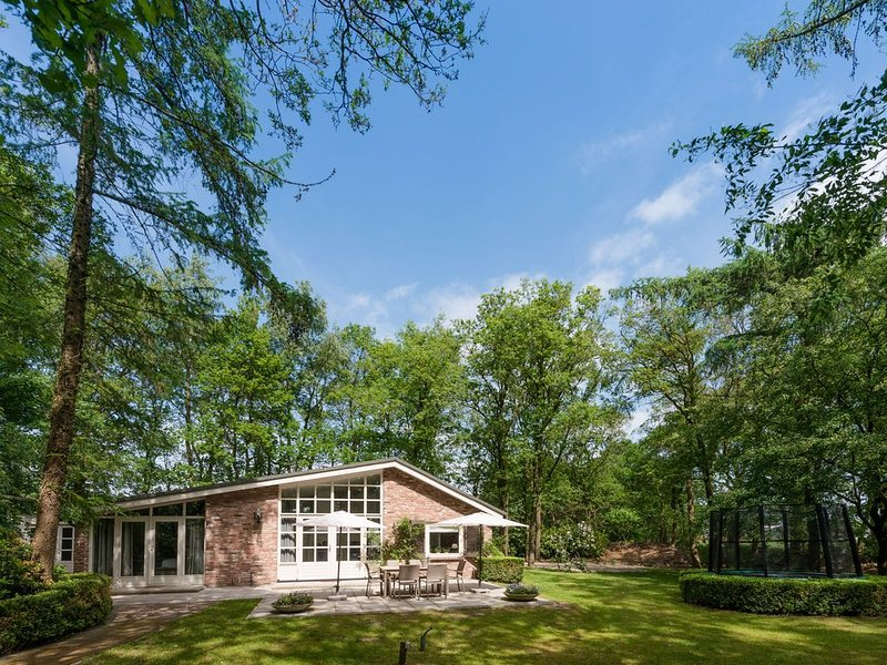 Beautiful holiday home with sauna for 6 people in gorgeous Salland, vacation rental in Overijssel Province