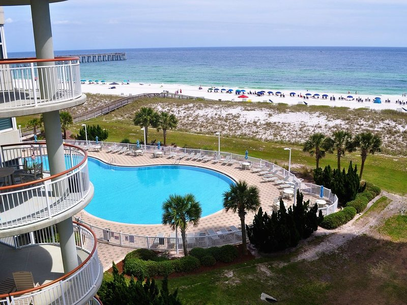 SUNSHINE FOR RENT - 5th Floor - ......... If Booked, See our other condo #185605, location de vacances à Navarre