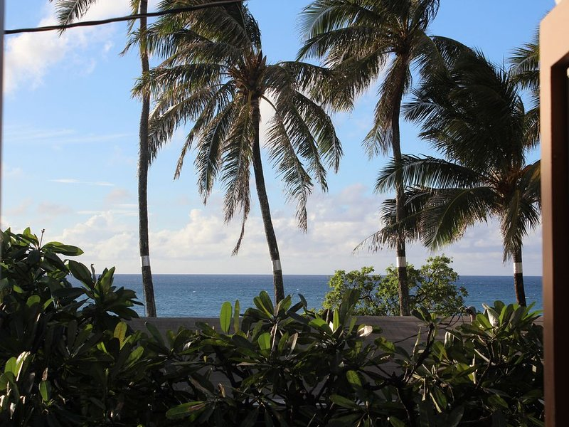 Steps to the Beach at Sunset Beach - North Shore, Oahu, Hawaii, Min 30 days, alquiler de vacaciones en Pupukea