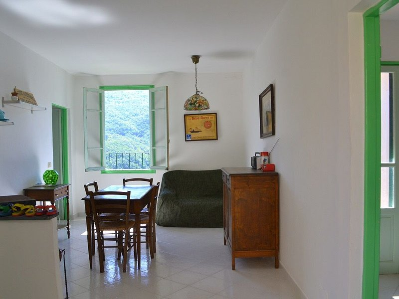 Casa Verde (COD. CITRA 008041-LT-0020), holiday rental in Pietrabruna