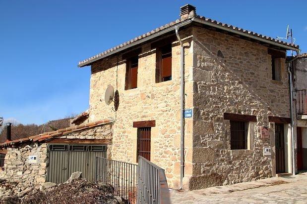 La Casa de La Plaza para 3 personas, location de vacances à Cabezas Altas