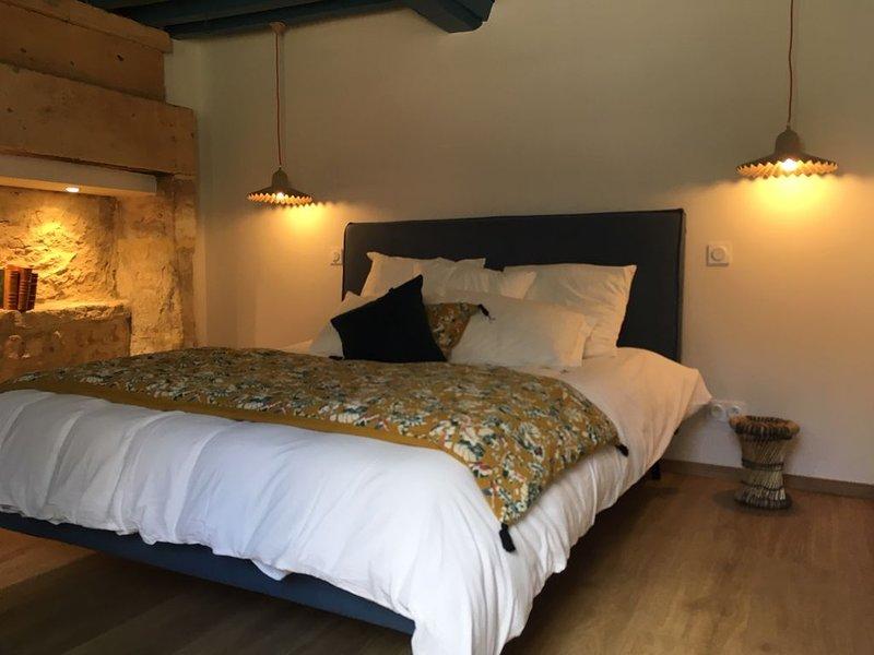 Le Domaine de l'Hostellerie - Le Cottage, vacation rental in Fontaine-Henry