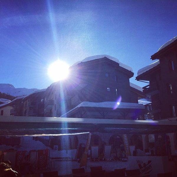 Appartement aux pieds des pistes et des commerces (ski, forfait, supérette), alquiler de vacaciones en Valmorel