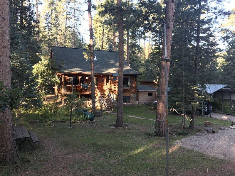 Towering Pines Cabin, alquiler vacacional en Beulah