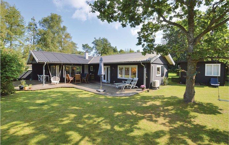 3 Zimmer Unterkunft in Nykøbing Sj, alquiler de vacaciones en West Zealand