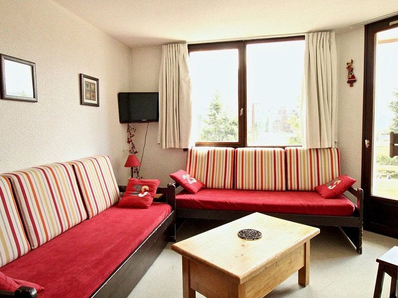 2 rooms 4/5 personsin the centre of the resort, vacation rental in Avoriaz