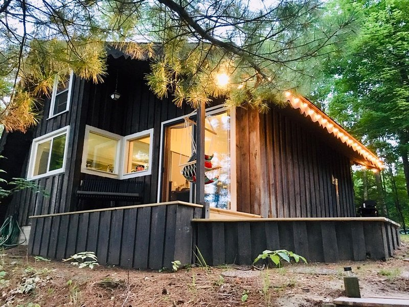'The Cabin' on Loon Lake, Newly Remodeled! Create Memories!, holiday rental in Pine River