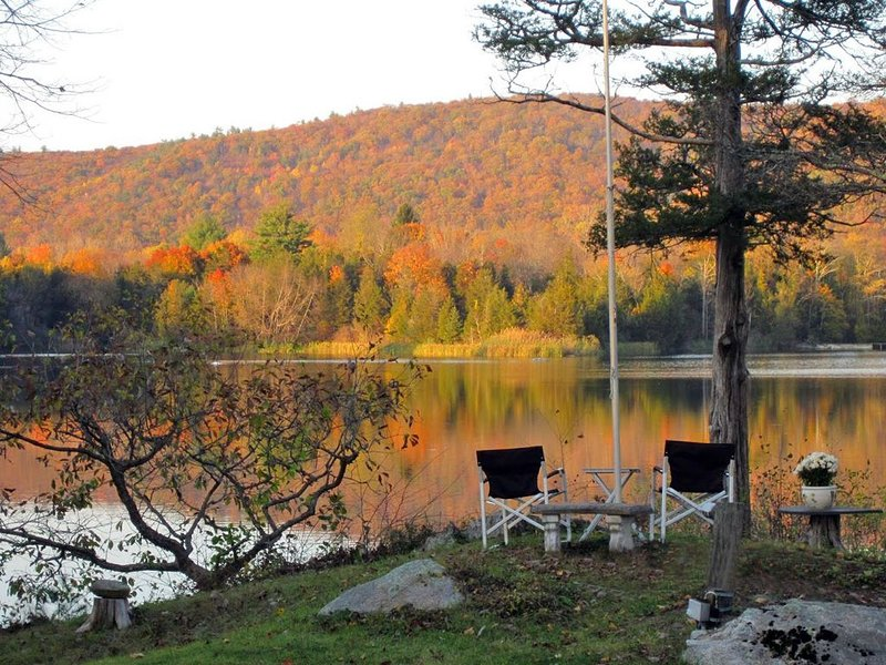 Welcome to The Lake: Your Private Paradise Awaits! – semesterbostad i Wingdale