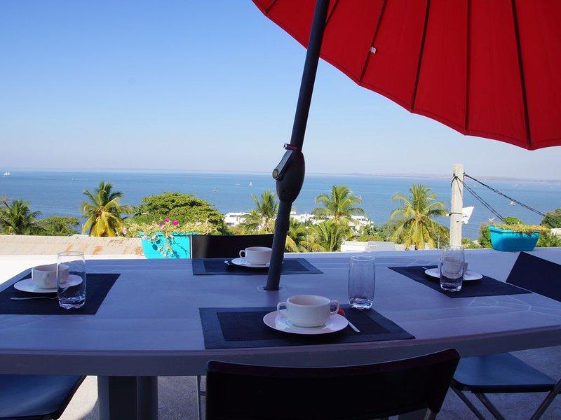 L Orion Bleu Bellatrix, location d appartement La Corniche, holiday rental in Madagascar
