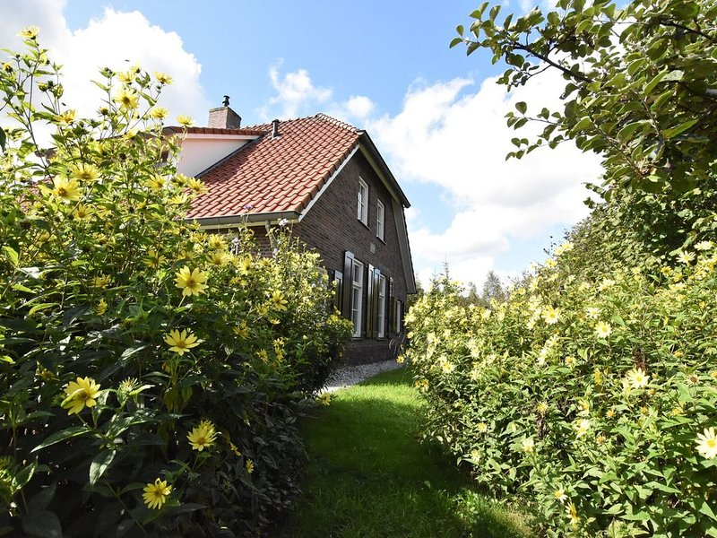 Secluded Holiday Home in Hollandscheveld with Forest Near, location de vacances à Zuidwolde