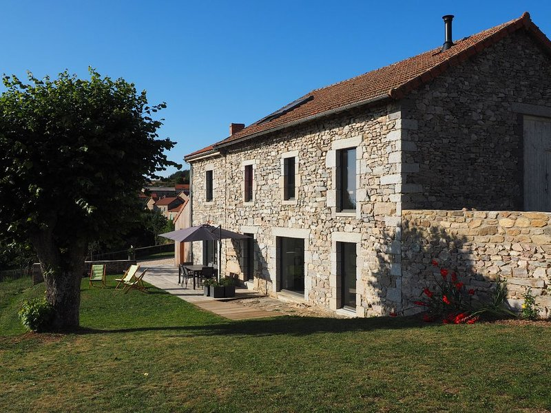 Les frênes d'Auguste, holiday rental in Saint-Alban-sur-Limagnole