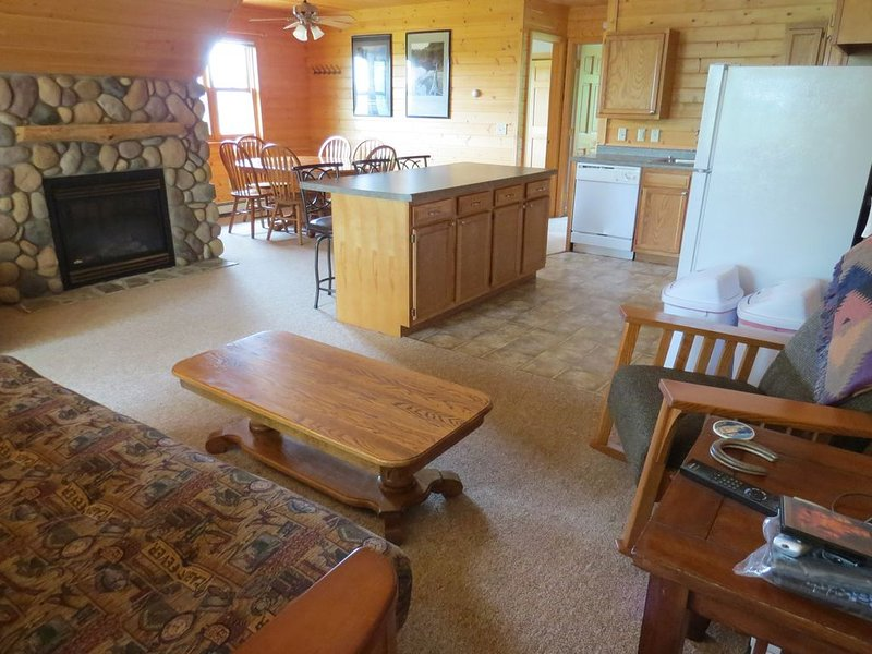 Affordable Lodging--Peaceful, Secluded Yet Close to All Crosslake Has to Offer!, aluguéis de temporada em Crosslake