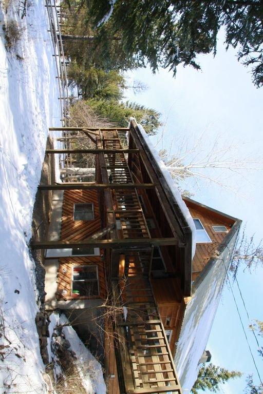 Bienvenido a Trout Creek Lodge