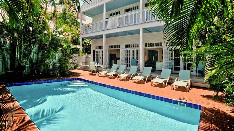 **CONCH CASA GRANDE * THE ANNEX** Home+ Pool near Duval + LAST KEY SERVICES..., vacation rental in Stock Island