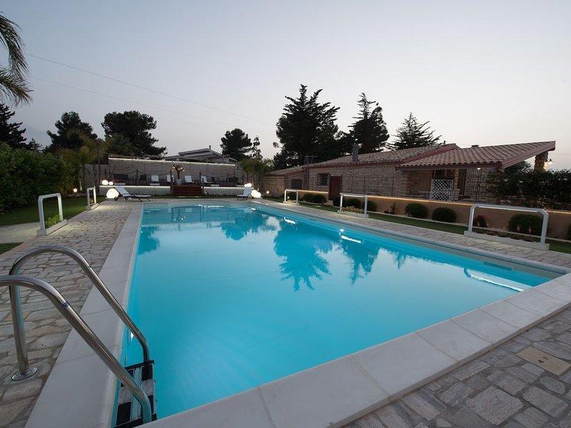 Villa Fenicottero, holiday rental in Granelli