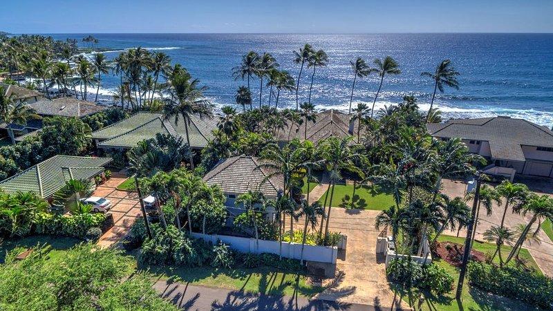 Kukui'ula Kai Oceanfront Aerial View  - Kukui'ula Kai Oceanfront Aerial View
