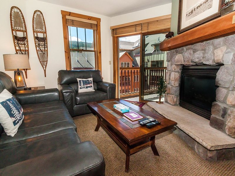 River Run Condo w/Slope Views, Updated Kitchen, Free WIFI, alquiler vacacional en Keystone