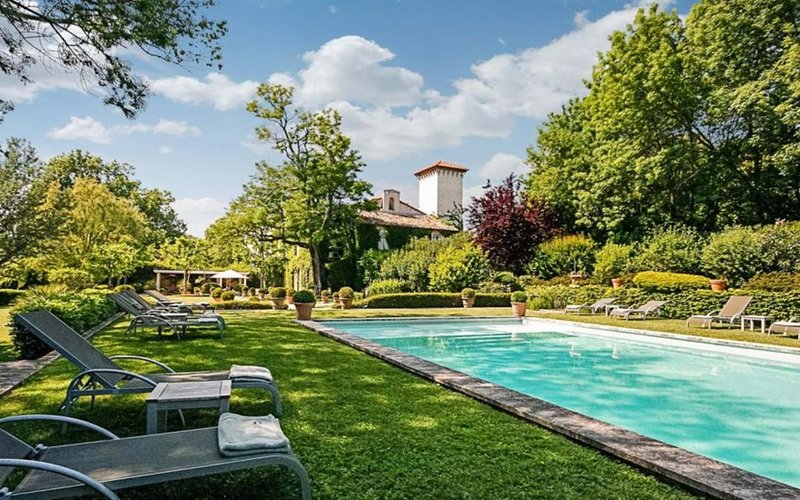 Villa Lazzaretto 20 Guests, holiday rental in San Pancrazio
