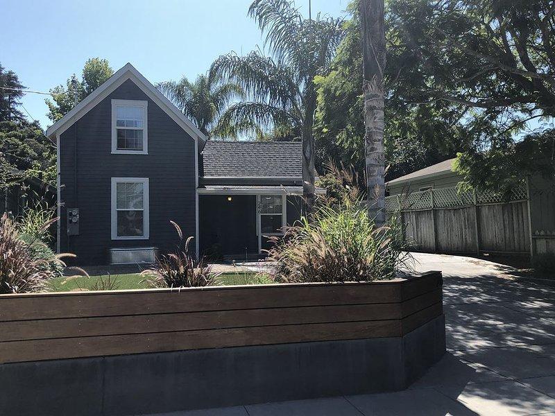 Quiet Santa Cruz Family Home, alquiler de vacaciones en Ben Lomond