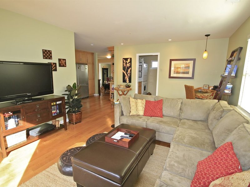 Beach Lover's Retreat - Perfect Home for Families, Dog Owners & Romantic Escapes, vacation rental in Santa Cruz