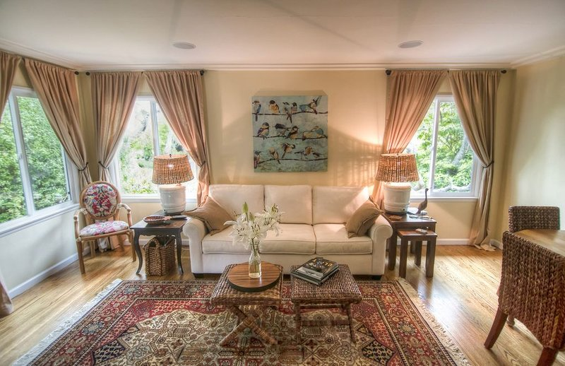 Elegance & Serenity and A Short Walk To Town, holiday rental in Carmel