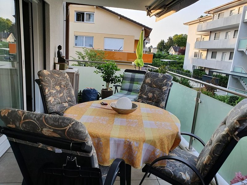 calme au bord de l'Areuse, holiday rental in Murten