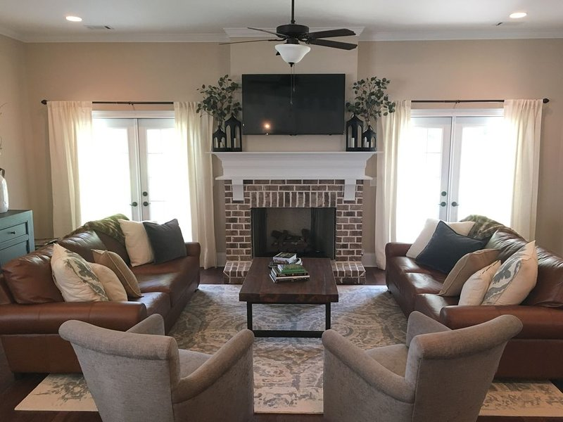 Augusta Womens Amatuer / Masters Rental - OPEN CONCEPT; Great for Groups!, vacation rental in Evans