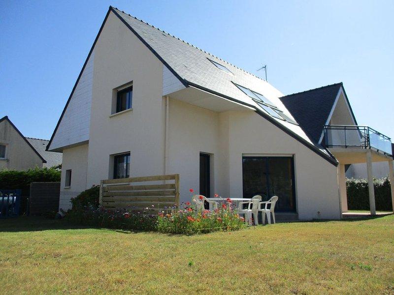 Gîte (6 8 Pers.) 500m Plages et 6km de Carnac (chèques vac. acceptés, holiday rental in Erdeven