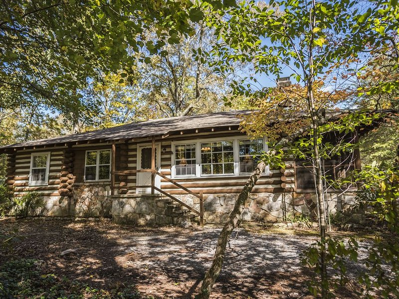 Log Inn to your vintage vacation experience., holiday rental in Mentone