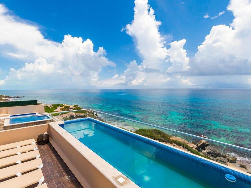Isla 33 - 3 Bedroom PH #2404, location de vacances à Playa Mujeres