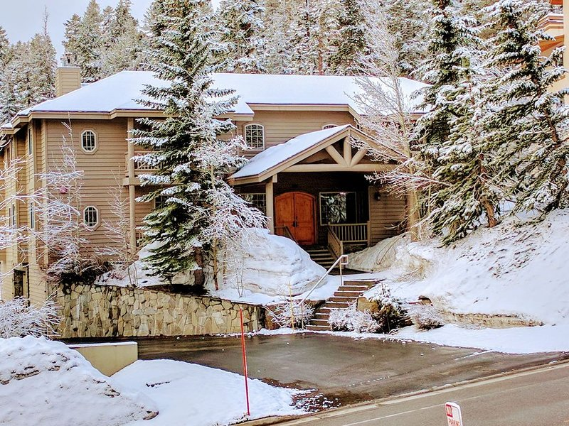 Private HotTub/Sauna❆Steps to Canyon Lifts❆Guests Say 'Spotless & Perfect', holiday rental in Mammoth Lakes