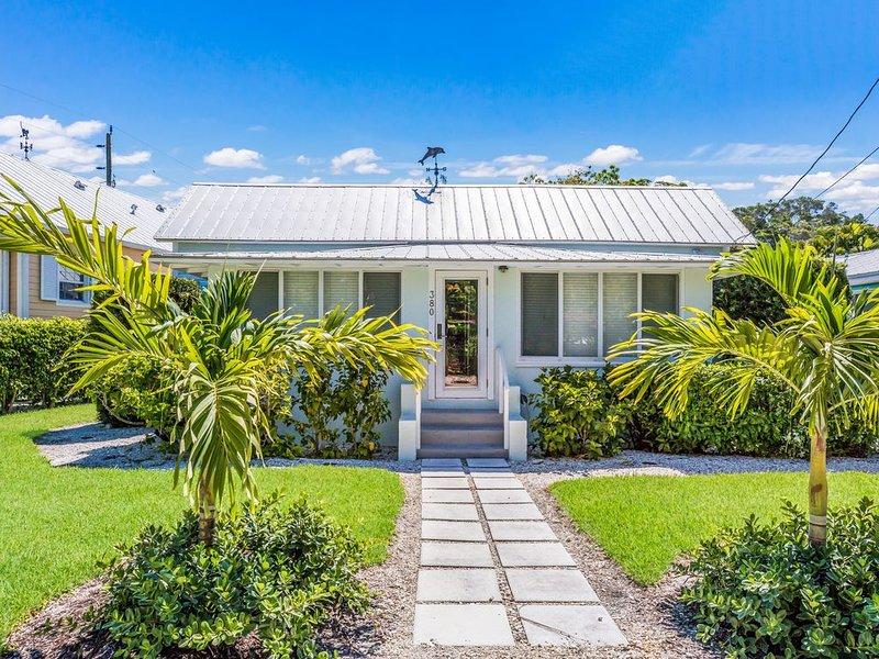 Cottage in Boca Grande's Famous Historic District, alquiler de vacaciones en Boca Grande