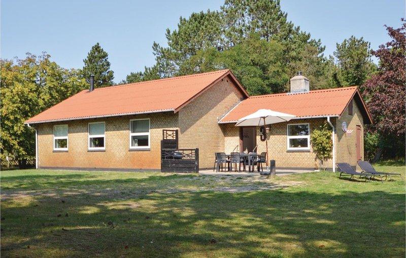 3 Zimmer Unterkunft in Rømø, holiday rental in Toender