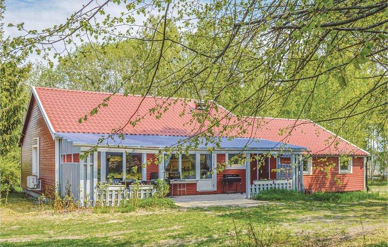 3 Zimmer Unterkunft in Färentunna, aluguéis de temporada em Sigtuna