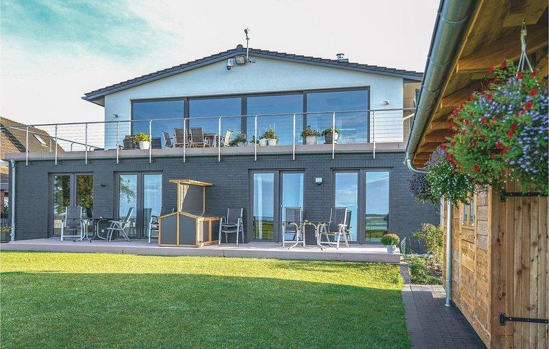 1 Zimmer Unterkunft in Kappeln, aluguéis de temporada em Arnis