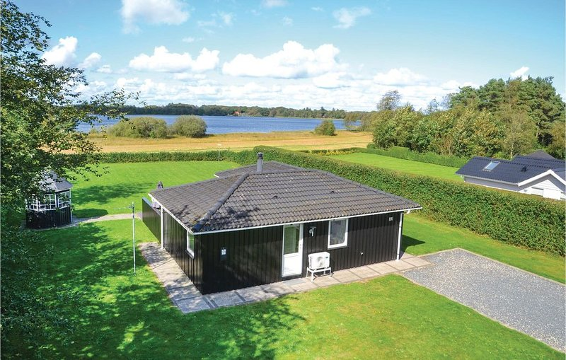 2 Zimmer Unterkunft in Ansager, holiday rental in Hovborg