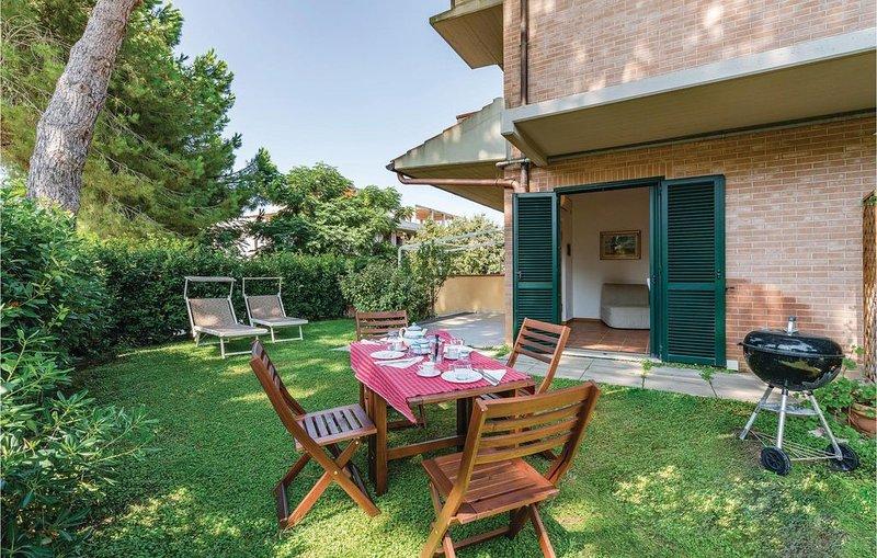1 Zimmer Unterkunft in Scarlino -GR-, vacation rental in Pian D'Alma