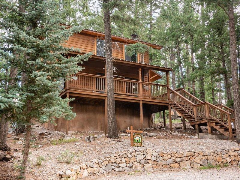 Bear Park Retreat In Cloudcroft, holiday rental in Cloudcroft