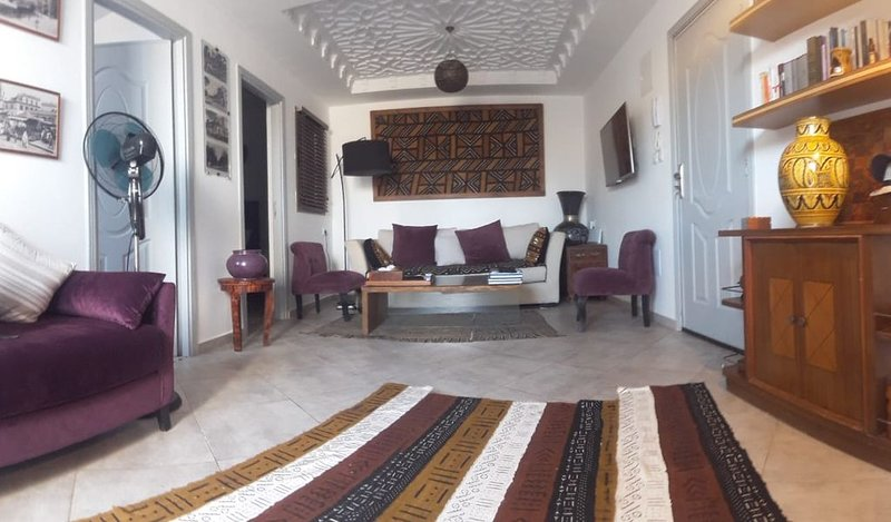BLUE PARADISE : PENTHOUSE  CHIC AVEC 3 TERRASSES, vacation rental in Essaouira