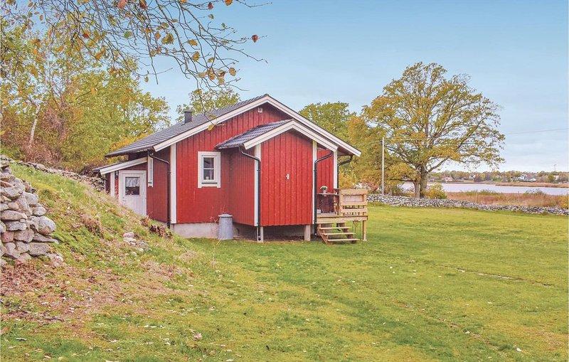 1 Zimmer Unterkunft in Sturkö, holiday rental in Blekinge County