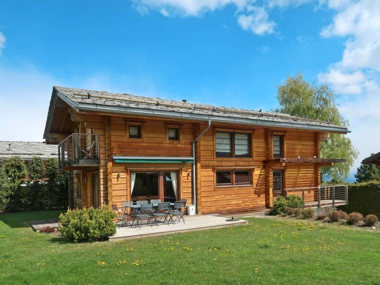 Ferienhaus Calin (HNE140) in Nendaz - 8 Personen, 4 Schlafzimmer, holiday rental in Nendaz
