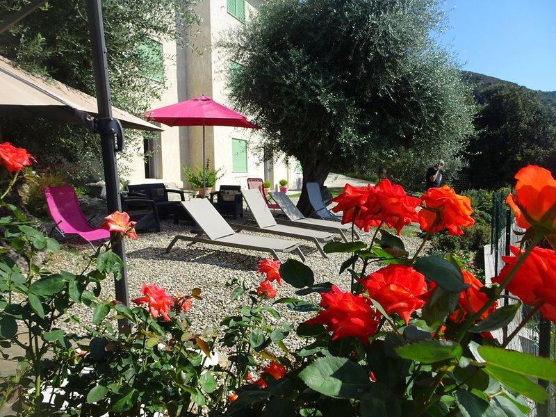 location farinole - proche saint-florent, holiday rental in Ogliastro