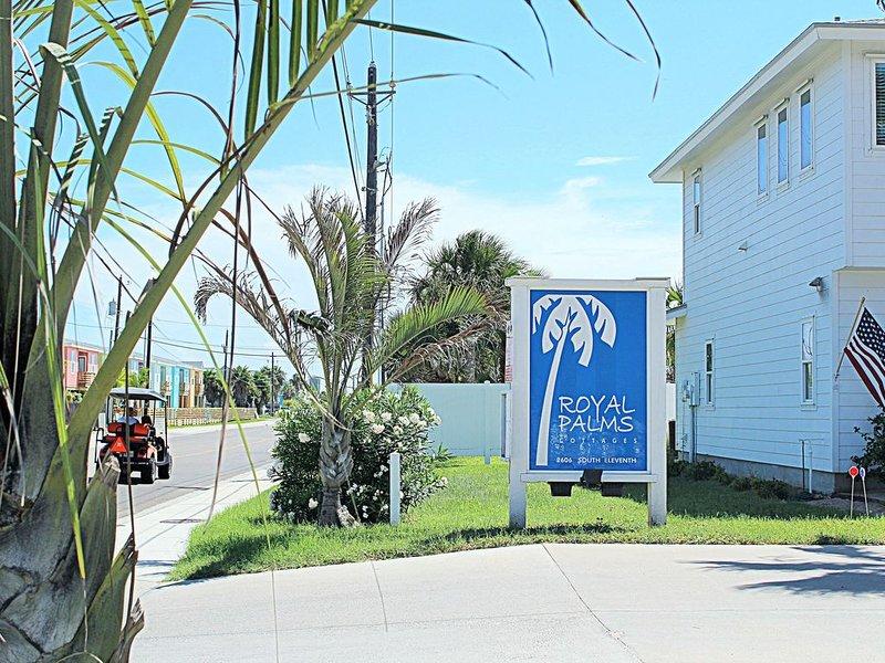 'The Good Life' Royal Palms - Port Aransas, Texas, alquiler de vacaciones en Port Aransas